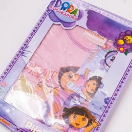 Pyjama fille pur coton Dora