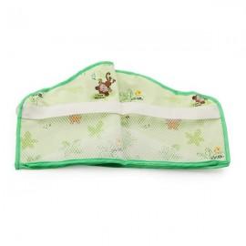 Pochette à jouet pour baignoire Vert