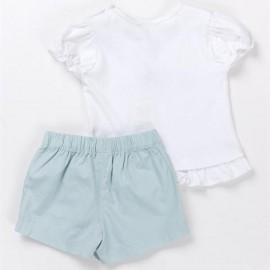 Ensemble pure coton T-shirt et Short