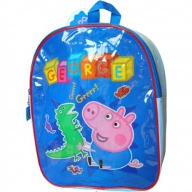 Sac à dos maternelle Georges Pig