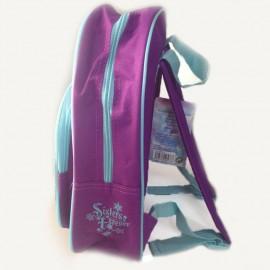 Sac à dos / Cartable maternelle Frozen - Violet