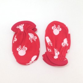 6 paires de gants pur coton anti griffures