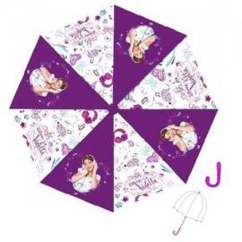 Parapluie Violetta automatique