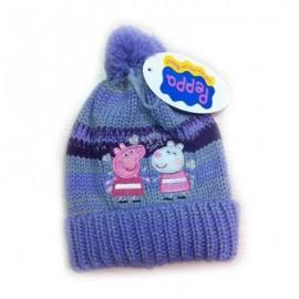 Bonnet tricoté Peppa Pig