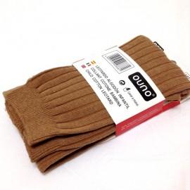 Collants épais en coton organique