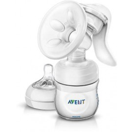 Avent Tire-lait manuel + Biberon 125ml Natural