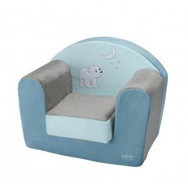 Fauteuil club déhoussable Flocon l'ourson Domiva by Doux nid