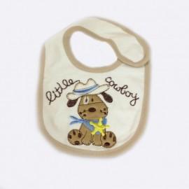 Bavoir bébé pur coton