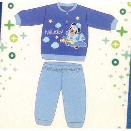 Pyjama 2 pièces polaire Mickey