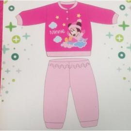 Pyjama 2 pièces polaire Minnie
