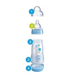 Mam - Easy Start anti-colique 160ml - Bleu