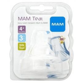 Mam - 1 Tétine débit 3 rapide (4m+)