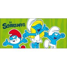 Set de lit 3 Pièces Schtroumpfette