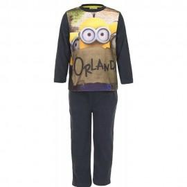 Pyjama 2 pièces polaire Minions