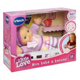 Little Love - Mon bébé à bercer Vtech (1-6ans)