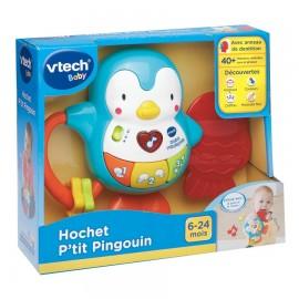 Hochet P'tit pingouin Vtech (6-24M)