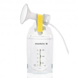 Medela 20 Sachets de conservation du lait maternel 150ml Pump & Save