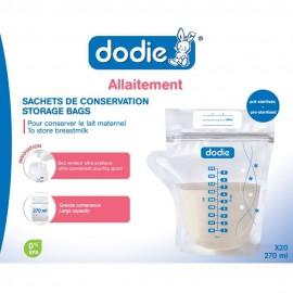 Dodie Sachets de conservation 270ml x20