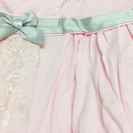 Pyjama coton 2 pièces grossesse et allaitement