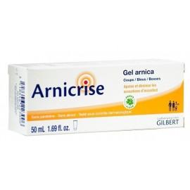 Gel Arnica Gilbert Arnicrise 50ml