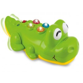 winfun Crocodile Musical (+18mois)