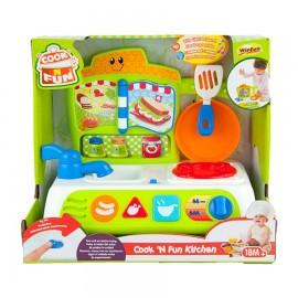 winfun Cuisine multi-activités (18 mois+)