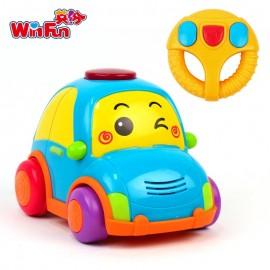 winfun petite voiture telecommandée (12 mois+)