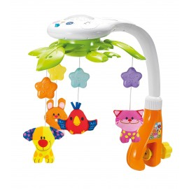 winfun Mobile Musical animaux (0 mois+)