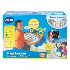 Magi bureau interactif 3en1 Bleu Vtech (3-6ans)