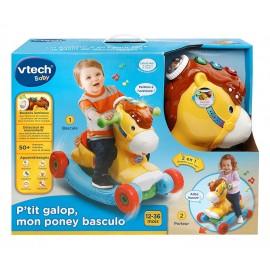 P'tit Galop, mon poney basculo Vtech (12-36 mois)
