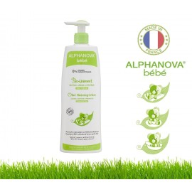 Alphanova Liniment BIO 500ml , à pompe