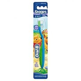 Oral-B Stages brosse à dents - 2-4 ans