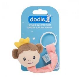 Dodie Attache sucette doudou princesse