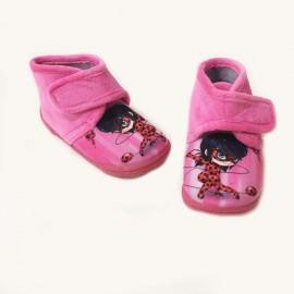 Pantoufles chaussons a scratch Ladybug Miraculous