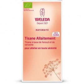 Weleda tisane allaitement Bio 20 sachets
