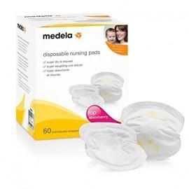 Medela - Coussinet d'allaitement jetable 60pcs