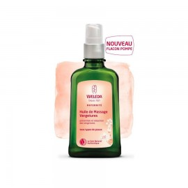 Weleda Huile de Massage Vergetures - flacon pompe 100ml