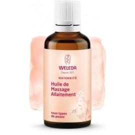 Weleda Huile de Massage Allaitement - 50ml