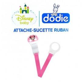 "Dodie attache sucette Ruban ""Minnie"""