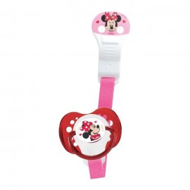 "Dodie attache sucette Ruban ""Minnie"""