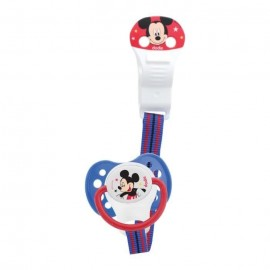 "Dodie attache sucette Ruban ""Mickey"""
