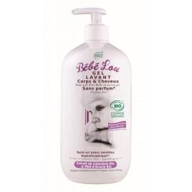 Bébé Lou Gel lavant Corps & Cheveux 1L