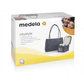 Medela - Kit Sac de transport City Style + Cooler Bag