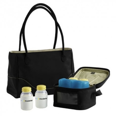 Medela - Kit Sac de transport City Style + Cooler Bag