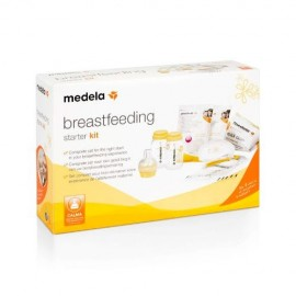 MEDELA Starter Kit - Set pour Démarrer l'Allaitement