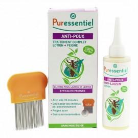 Pack Mes Essentiels Anti-poux Naturel de Puressentiel