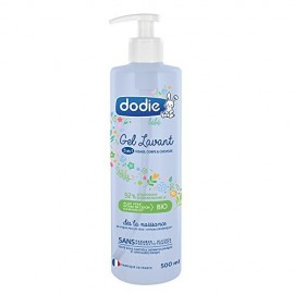 Dodie Gel lavant 3en1 - flacon pompe 500ml