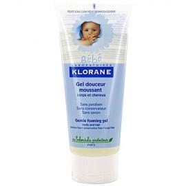 klorane Gel Douceur Moussant Corps et Cheveux, 200ml