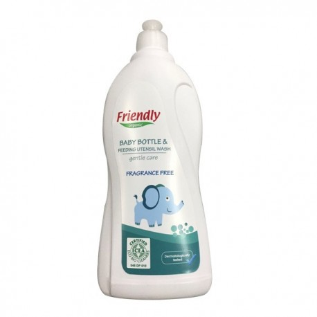 FRIENDLY liquide lavage biberon 100% naturelle 750 ml