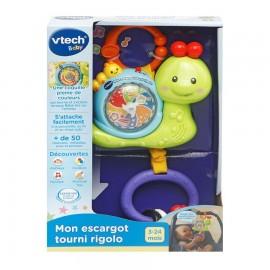 Vtech Mon escargot tourni-rigolo (3-24M)
